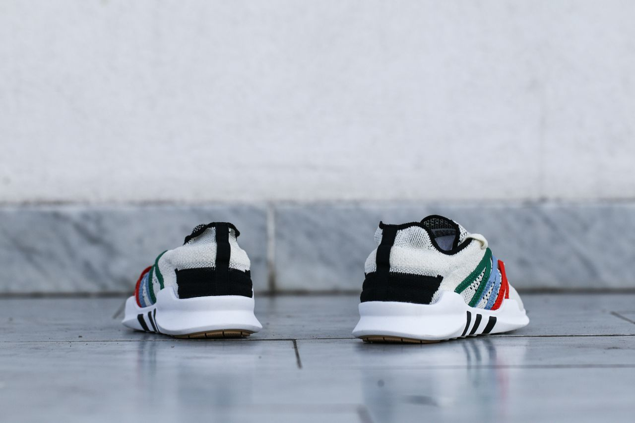 Adidas Originals EQT Support ADV Shoes Core Black/Footwear White