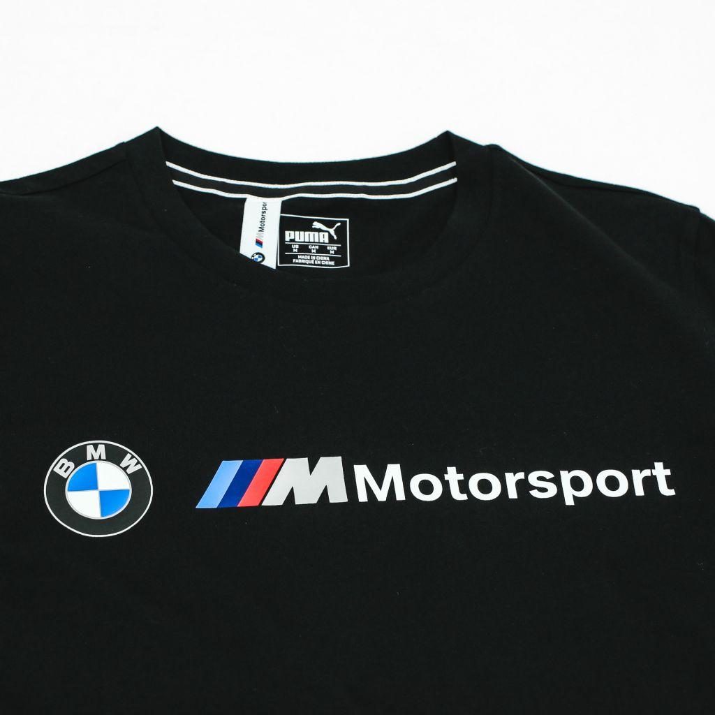 Bmw m motorsport logo tee puma sneakerium