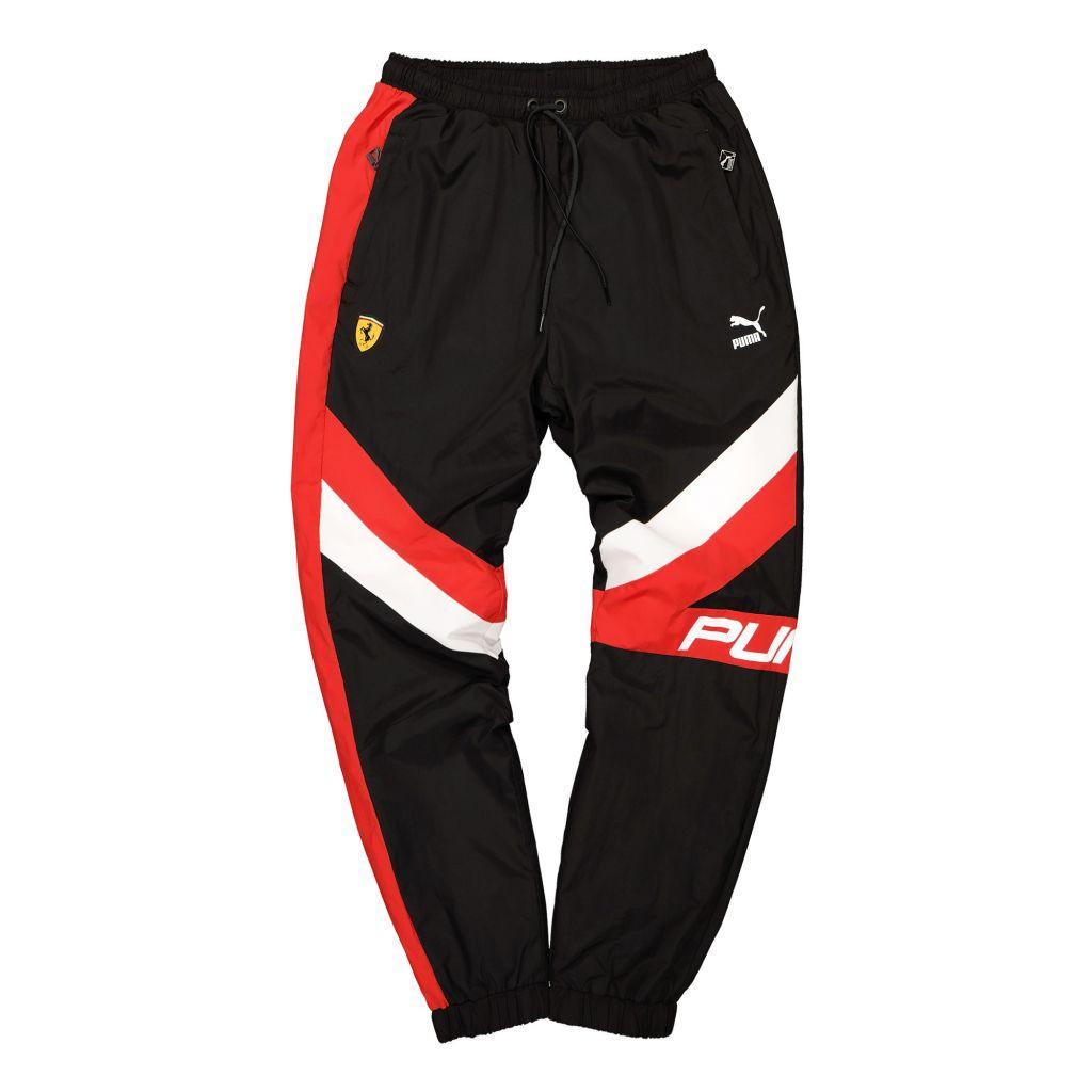 Ferrari Energy Woven Pants Puma Sneakerium