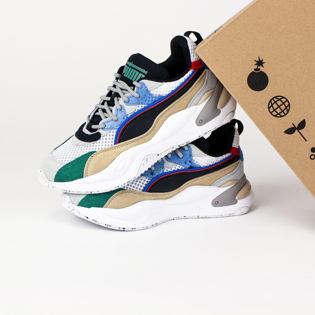 Rs 2k Hf The Hundreds Puma Sneakerium